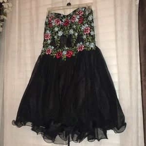 Homecoming dress.